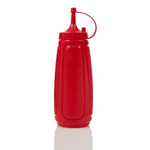 Arrow Home Products  Red/White  Ketchup Dispenser