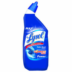 Lysol  Complete Clean  Clean Scent Toilet Bowl Cleaner  24 oz. Gel