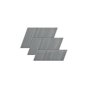 Paslode  2-1/2 in. 16 Ga. Angled Strip  Finish Nails  20 deg. Smooth Shank  2,000 pk