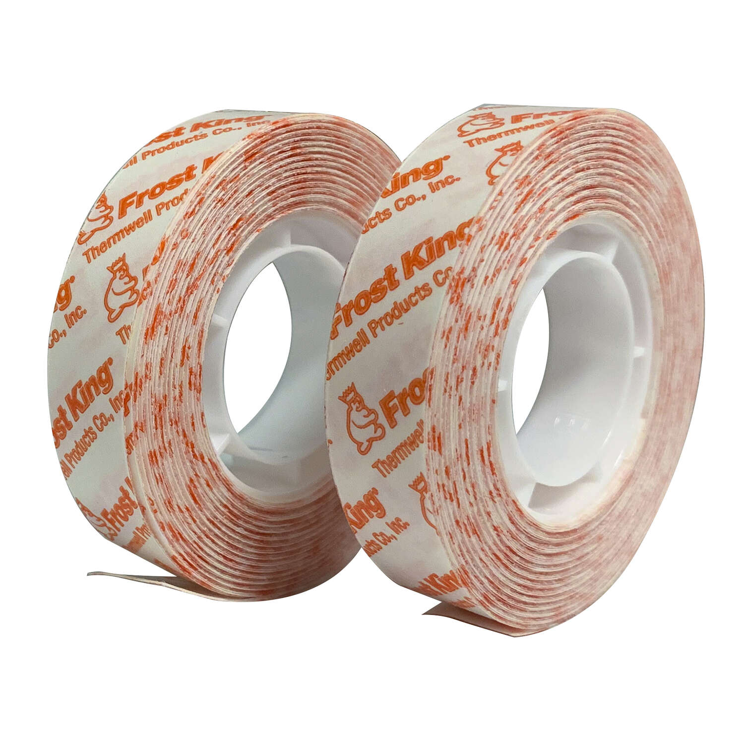 Frost King  Clear  Double-Sided  Indoor  Mounting Tape  1/2 in. W x 30 ft. L