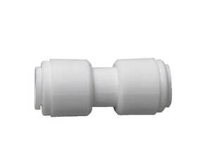 Anderson  1/2 in. Dia. x 3/8 in. Dia. Push To Push  1  Push-Fit  Reducing Coupling