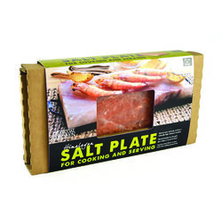 Charcoal Companion  Himalayan Salt Plate  12 in. L x 8 in. W
