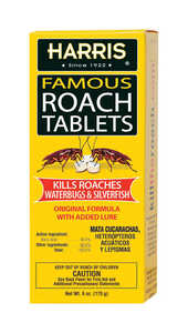 Harris  Famous  Roach Killer  6 oz.