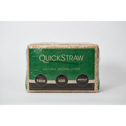 QuickStraw Natural Straw Seeding Cover 2.3 cu. ft.