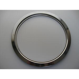 Stanco  Steel  Trim Ring  8 in. W