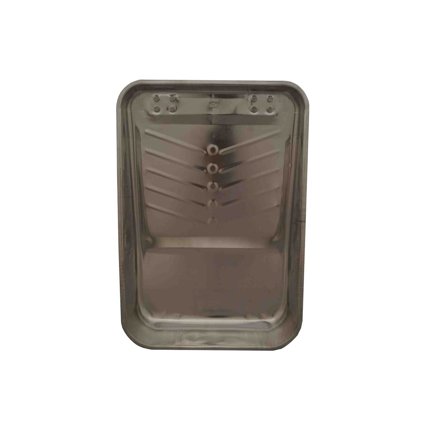 Wooster  Hefty Deep-Well  Steel  Paint Tray  3 qt.