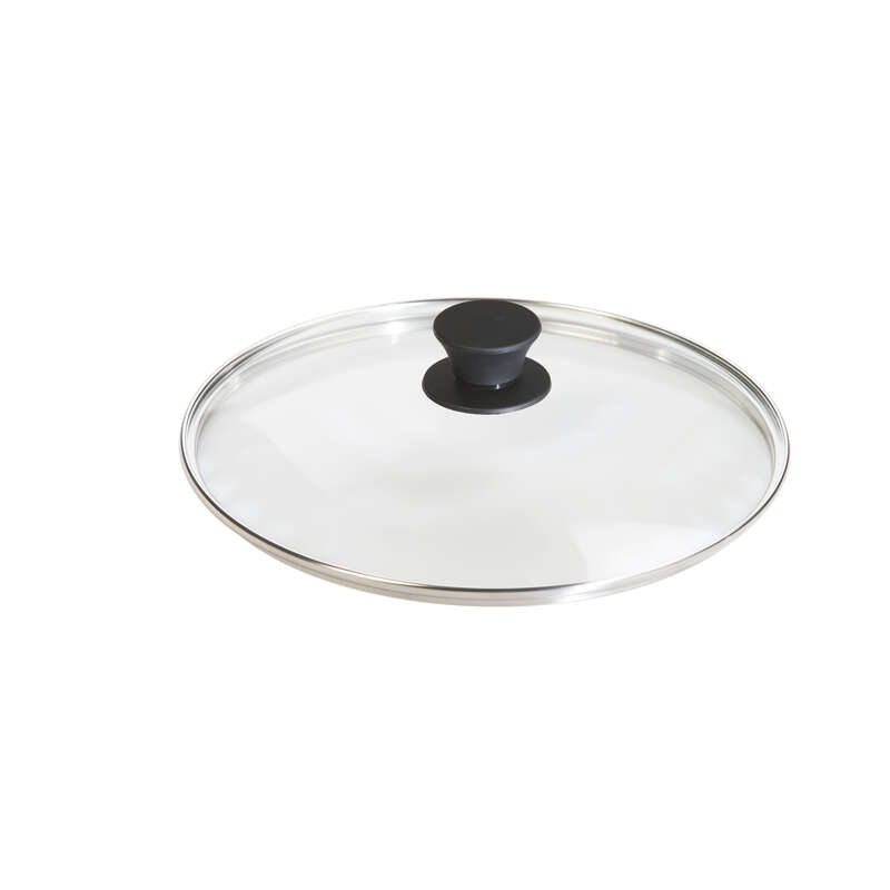 Lodge Glass Lid 10-1/4 in. Clear