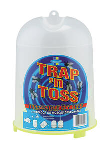 Farnam  Trap 'n Toss Disposable  Fly Trap  0.58 oz.
