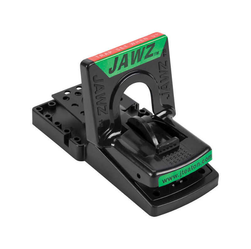 JT Eaton  JAWZ Pro Series  Small  Snap  Animal Trap  For Mice 2 pk