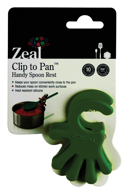 Zeal  Clip to Pan Spoon Rest
