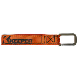 Keeper  Wrap-It-Up  Orange  Bundling Strap  1 pk