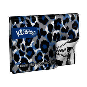 Kleenex  10 pc. Facial Tissue