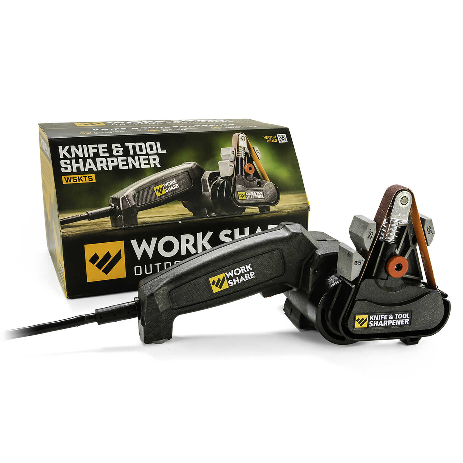 Work Sharp Outdoor  115 volt 0.7 amps Knife and Tool Sharpener  1 pc.