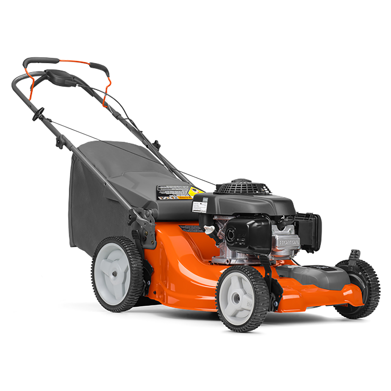 Husqvarna  21 in. W 160 cc Self-Propelled  Mulching Capability Lawn Mower
