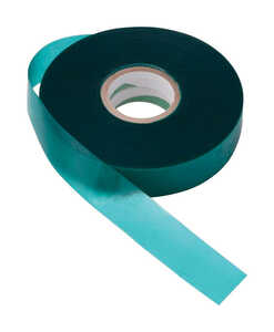 Bond Manufacturing  1 in. W Tape  Ties  Green