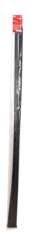 Gardner Bender  48 in. L Cable Tie  10 pk Black