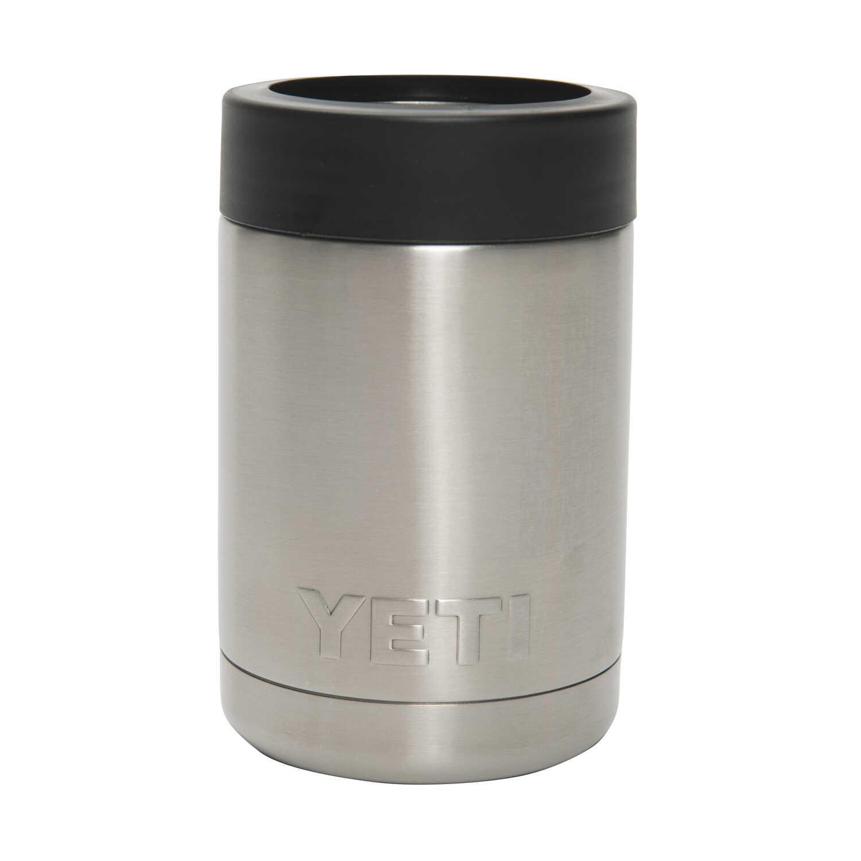 YETI Rambler Colster 12 oz  Can Insulator Silver - Ace Hardware