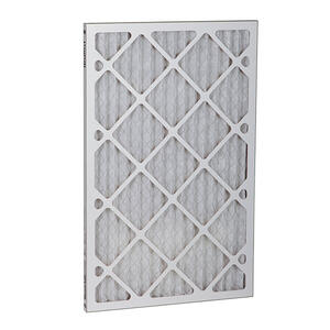 BestAir  12 in. H x 24 in. W x 1 in. D 8 MERV Air Filter
