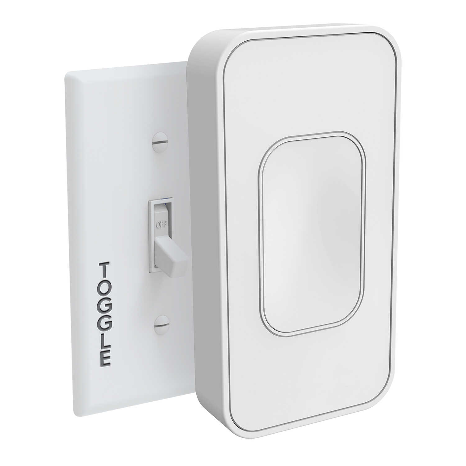 Switchmate  180 amps Toggle  Wireless Light Switch  1 pk White
