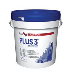 Sheetrock  Plus 3  Sand  Light Weight  Joint Compound  4.5 gal.