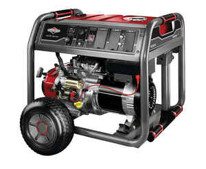 Briggs & Stratton  Elite Series  8000 watts Portable Generator  Bluetooth