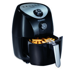 Proctor Silex Black 1.5 qt. Programmable Air Fryer