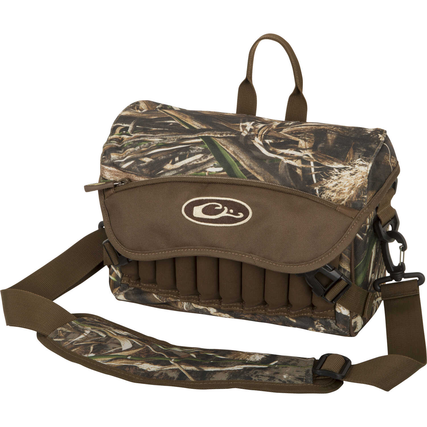 Drake  Shell Boss  Camo  Canvas  Shell Bag
