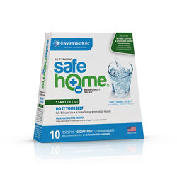 Enviro Test Kits  Safe Home  Water Quality Test Kit