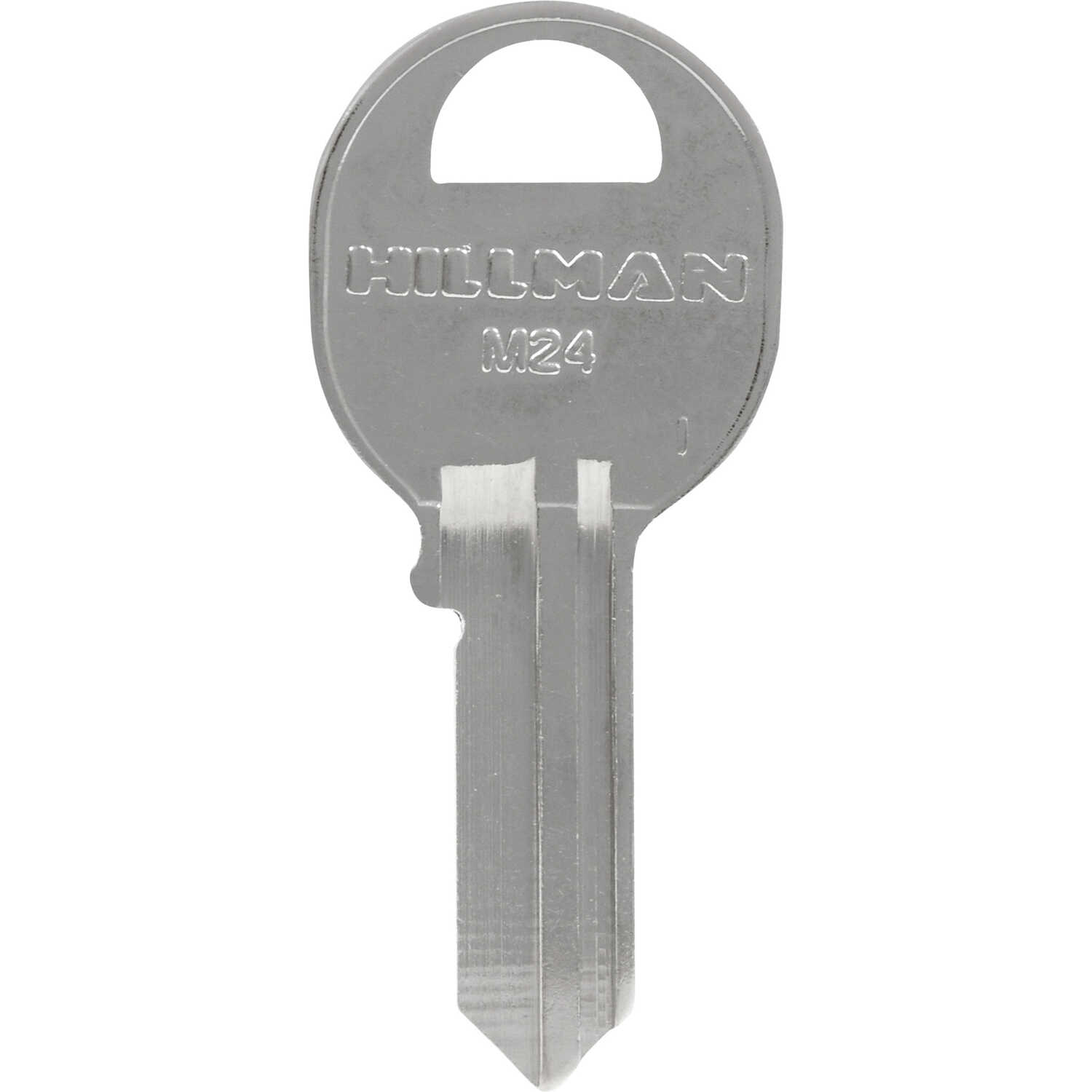Hillman  KeyKrafter  House/Office  Universal Key Blank  2056  M24/600A  Single sided