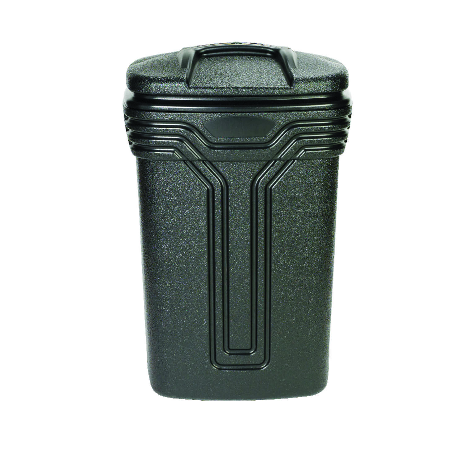 semco 45 gal plastic garbage can ace hardware