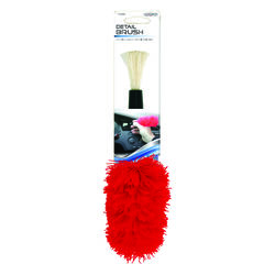 Custom Accessories  9.5 in. Soft  Auto Detail Brush  1 pk