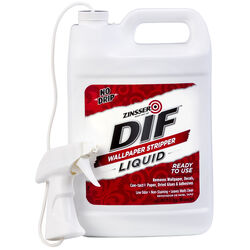 Zinsser DIF Liquid Wallpaper Stripper 1 gal.