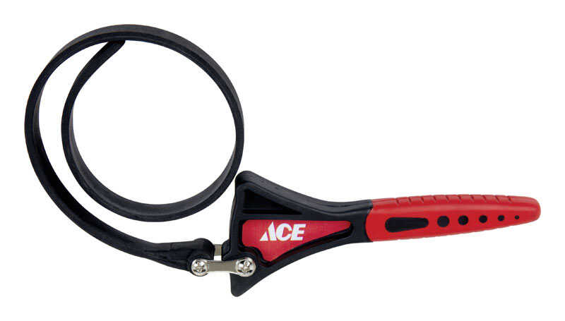 Ace  Adjustable Strap Wrench  1 pc.
