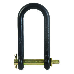 SpeeCo  6-3/16 in. H x 2-1/2 in.  Utility  Clevis  10000 lb.