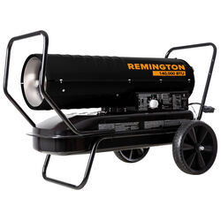 Remington 140,000 BTU/hr. 3500 sq. ft. Forced Air Kerosene Heater