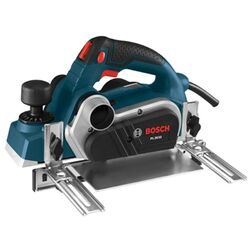 Bosch  3-1/4 in. Corded  Planer Kit  Kit  6.5 amps 120 volt 3/32 in. D 2 blade