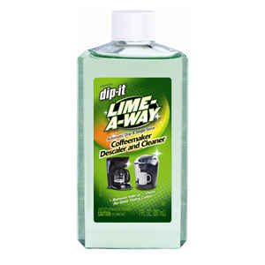 Dip-It  Lime-A-Way  Coffee Maker Cleaner  7 oz. Liquid