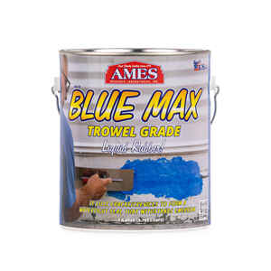 Ames Research Laboratories Inc.  Matte  Blue  Leakseal Flexible Rubber Sealant  1 gal.