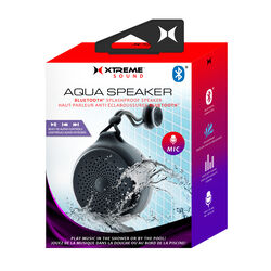 Xtreme  Aqua  Wireless Bluetooth Shower Speaker