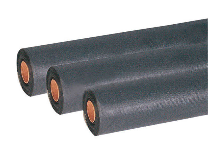 Phifer Wire  96 in. W x 100 ft. L Charcoal  Fiberglass  Screen Cloth