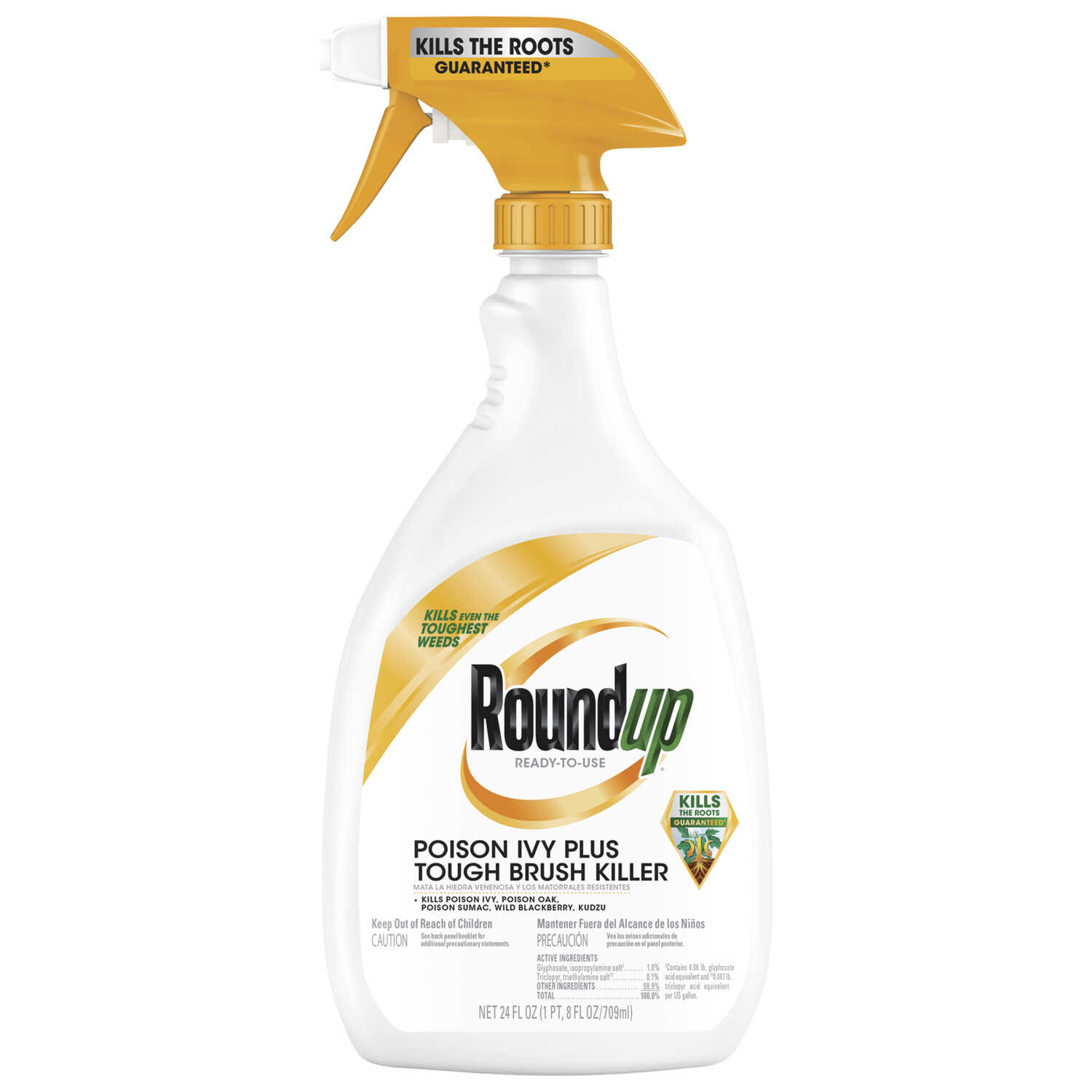 Roundup  Poison Ivy Plus Tough Brush Killer  24 oz.