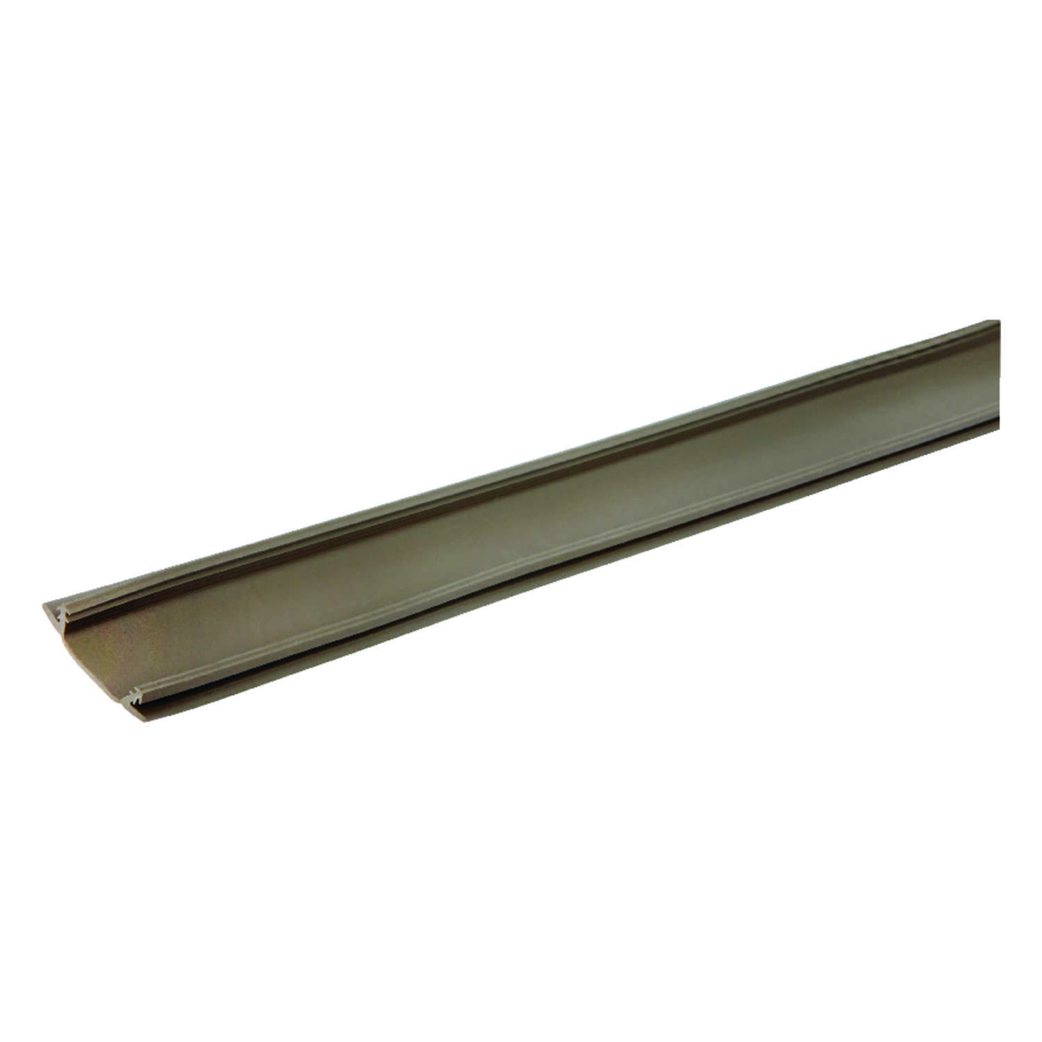 M-D Building Products  Brown  Vinyl  Threshold Insert  For Door 3 ft. L x 1-25/32 in.