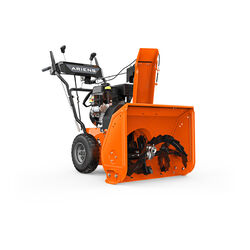Ariens  Classic  24 in. 208 cc Two Stage 120 volt Gas  Snow Blower