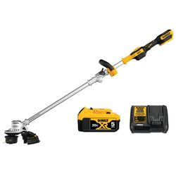 DeWalt 13 in. 20 volt Battery String Trimmer Kit (Battery & Charger)
