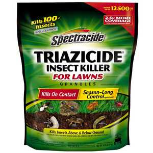 Spectracide  Triazicide for Lawns  Insect Killer  10 lb.