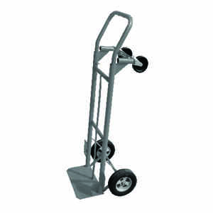 Milwaukee  Convertible  Hand Truck  600 lb.