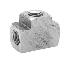 Plews  Brass  Tee Fitting  3/8 in. Female  NPT   x 3/8 in.  Female  NPT  1 pc.