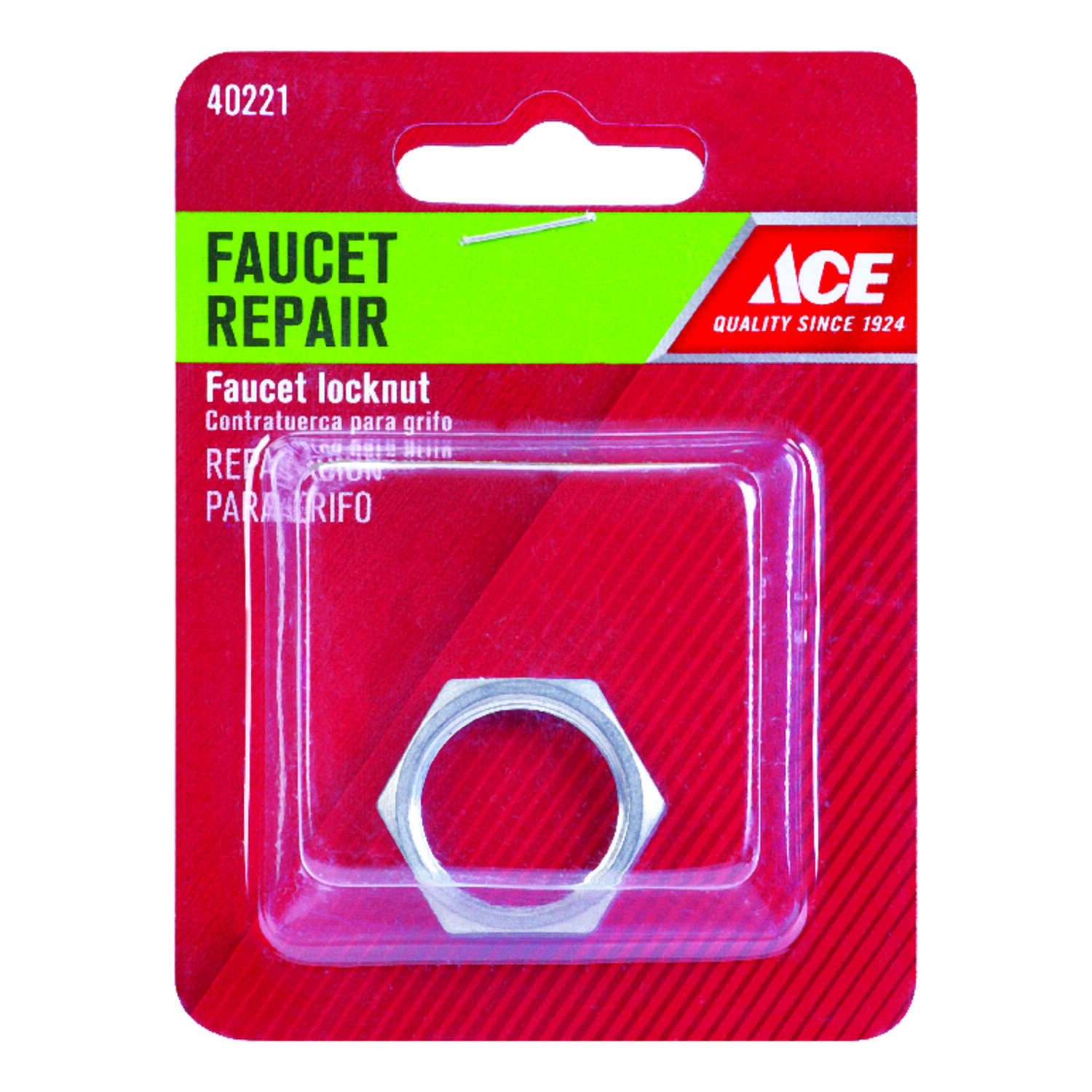Ace For Universal Faucet Locknut