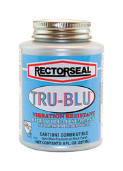 Rectorseal  Blue  Pipe Thread Sealant  8 oz.