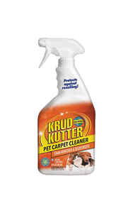 Krud Kutter  Pet Carpet Cleaner  Pet Stain Carpet Cleaner  22 oz. Liquid